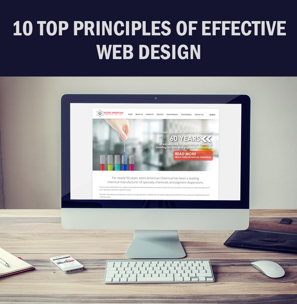 10 Top Principles Of Effective Web Design Sovainfotech Blog